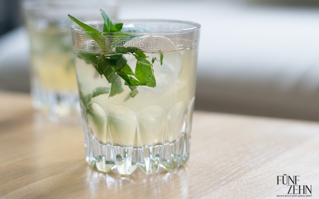 Drinks: Minty Delight