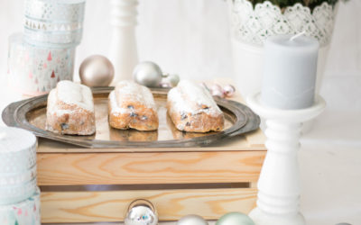 Mini-Stollen im Advent