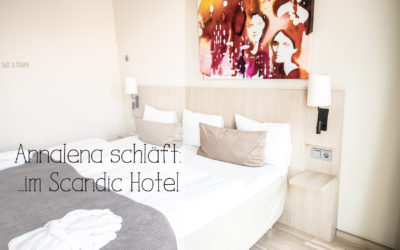 Review: Scandic Hotel Hamburg