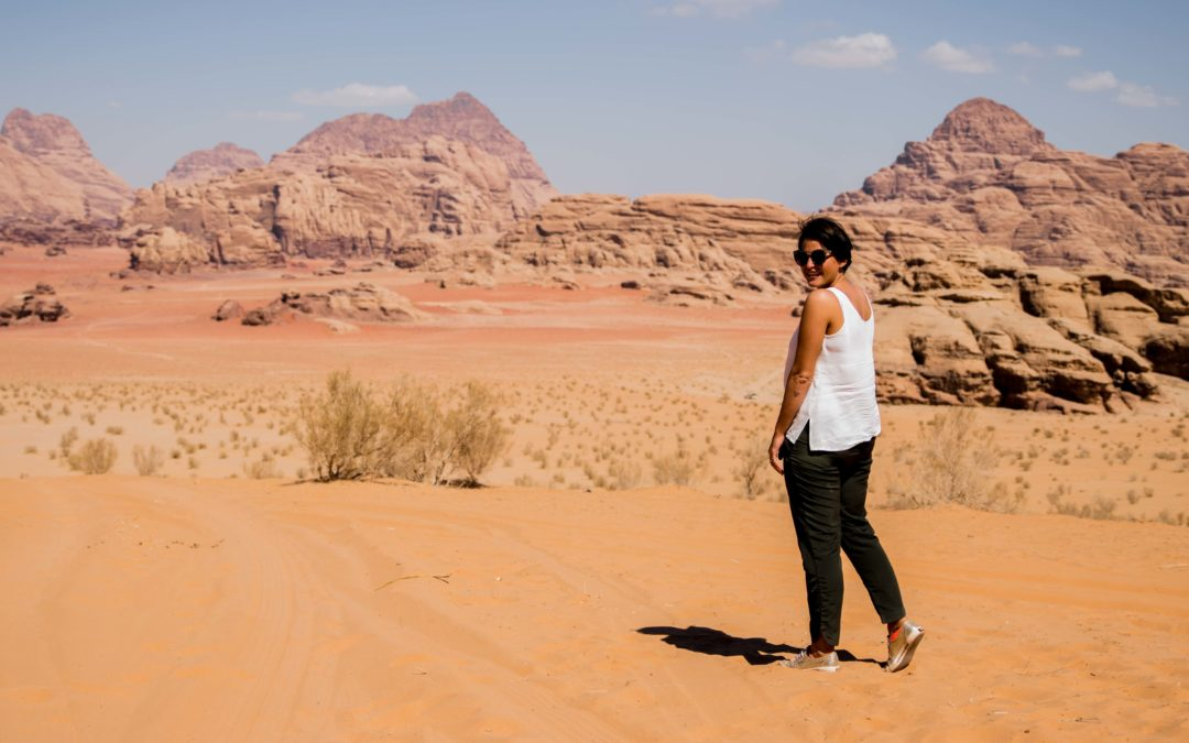 The Jordan Days: Wadi Rum
